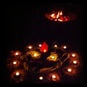 Waning Moon Ritual
