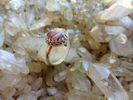 High Priestess ring