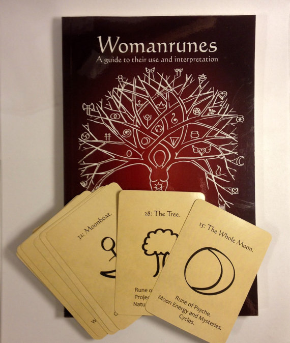 Womanrunes 101 (2/6)