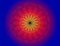 16 goddess mandala
